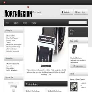 NorthRegion - Designerure