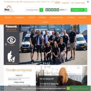 NovaSolar Webshop