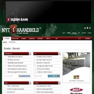 Nytihaandbold.dk - Alle håndboldnyheder og det store overblik over håndbold