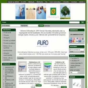 Maling & Farver - Økologisk Farvehandel
