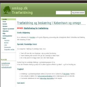 omkap.dk træfældning af topkapning