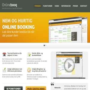 Online kalender & booking system