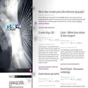 Onlinebrand.dk | Randers - En blog om webdesign og online markedsføring