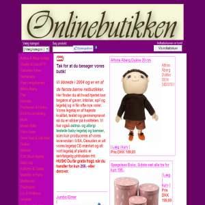 onlinebutikken.net