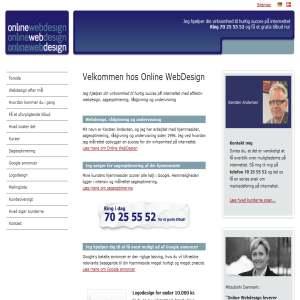 Online WebDesign ApS