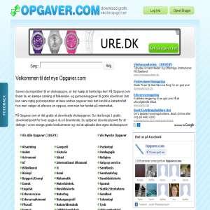 Opgaver.com