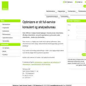 Optimizers - full-service analyseinstitut