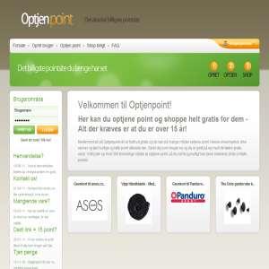 Optjenpoint.dk