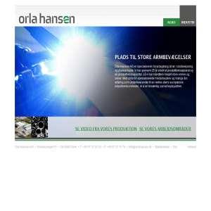 Orla Hansen Staldinventar