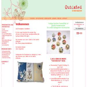 Outdated by Jane Ingerslev webshop