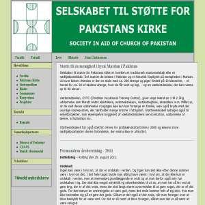 Selskabet til støtte for Pakistans Kirke