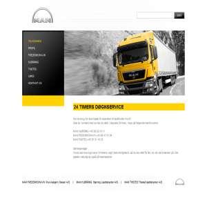 Lastbilværksted MAN Hjørring A/S