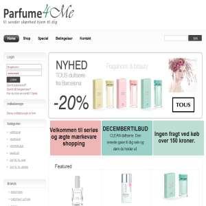 Parfume4me.dk