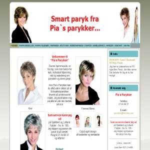 Parykker fra Nagbøl Model Hair, Frisør & Parykhus