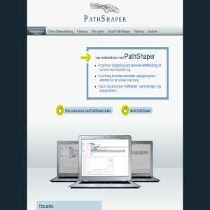 Webanalyse med PathShaper