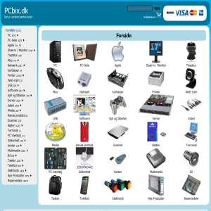 PCbix.dk - PCer til ethvert formål