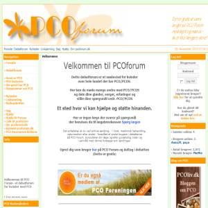 PCO Forum