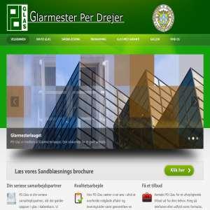 Reparation af rammer Frederiksberg - PD Glas