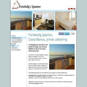 Luksus lejlighed Costa Blanca, Spanien