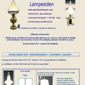 Lampesiden