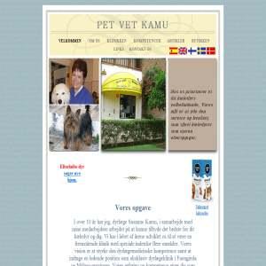Pet Vet Kamu - dyrlægeklinik i Fuengirola