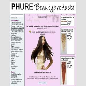PHure Beautyproducts