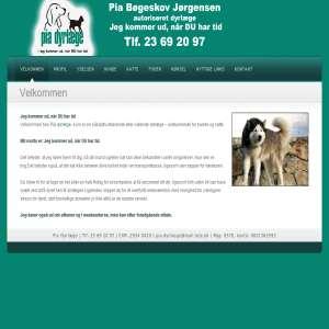 Pia dyrlæge, Slagelse