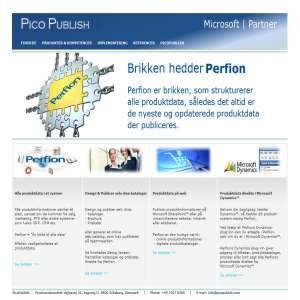 PicoPublish Centralisering & Publicering af produktinformation