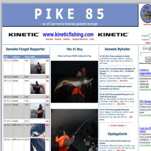 Pike 85 - Gedde foreninger