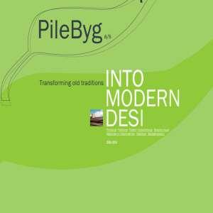 PILEBYG - Hegn, støjskærm og støjhegn i præmieret design