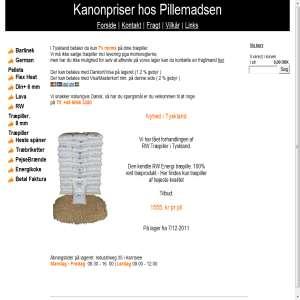PilleMadsen - Din leverandør af TræPiller