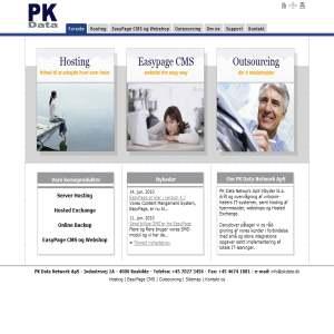 PK Data ApS