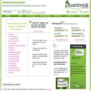 Plantetorvet.dk - Råd til haven