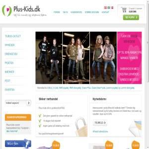 Plus-Kids - tøj til buttede børn