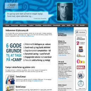 +Camp - Camps med indhold