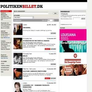 Politikenbillet