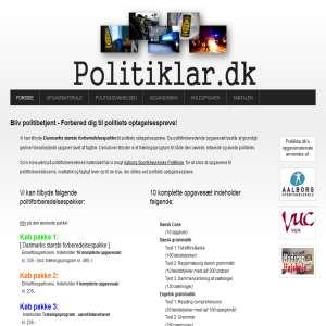 Politiklar.dk