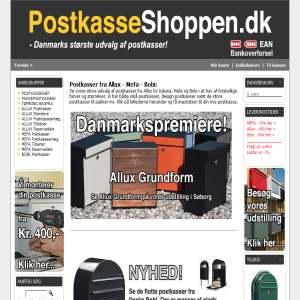 PostkasseShoppen.dk