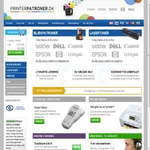 Printerpatroner.dk
