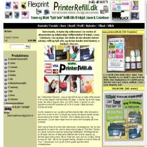 Flexprint Printerrefill