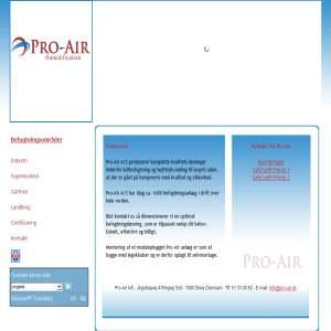 Pro-Air Højtrykskøling A/S