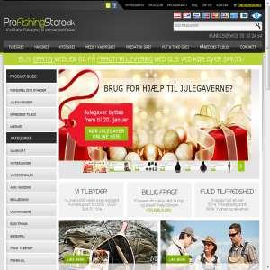 PRoFishingStore.dk