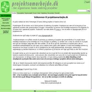 Projektsamarbejde.dk