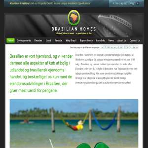 Køb bolig i Brasilien gennem Brazilian Homes