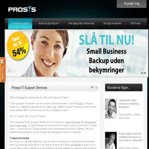 Prosys it-support og it-rådgivning