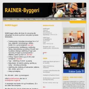 RAINER Byggeri