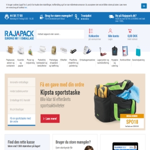 Rajapack: Billig emballage