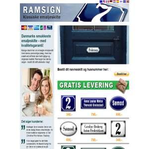 Ramsign.dk