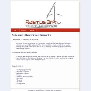 Tømrerfirma Rasmus Brix Århus C