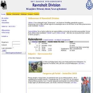 Ravnsholt Division, Det Danske Spejderkorps